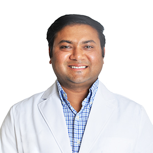 Photo of Dr. Desai
