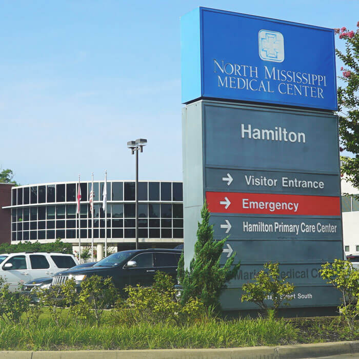 Outside of NMMC-Hamilton